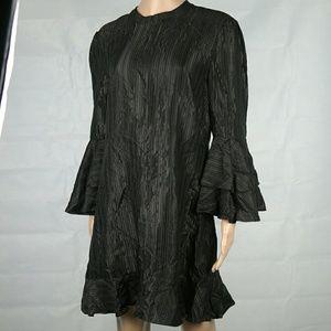 NWT Catherine Malandrino Size 10 Black dress